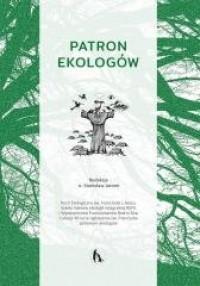 Patron ekologów - okładka książki