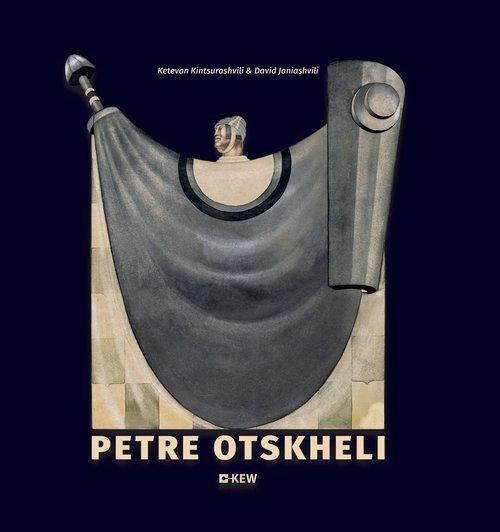 Petre Otskheli - okładka książki