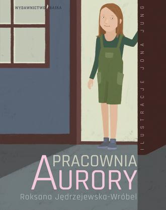 Pracownia Aurory - okładka książki
