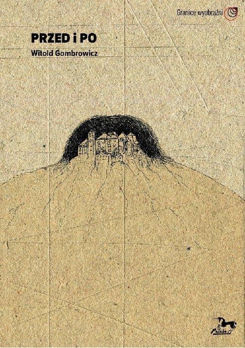 Przed i po Witold Gombrowicz T - okładka książki