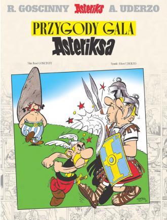 Przygody Gala Asteriksa. Wydanie - okładka książki