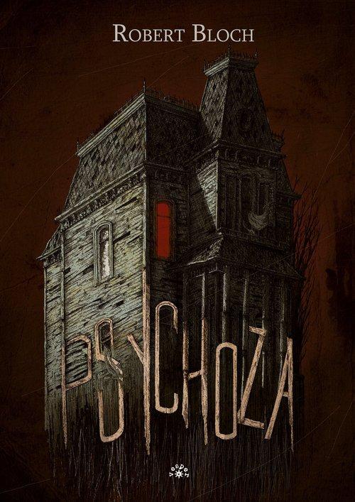 Psychoza - okładka książki