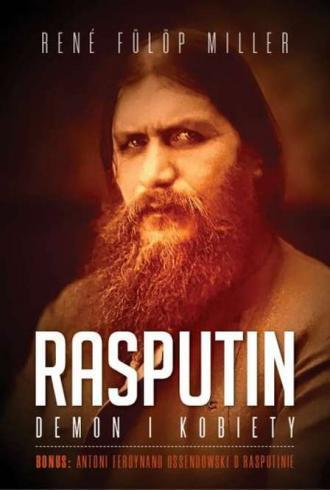 Rasputin. Demon i kobiety - okładka książki