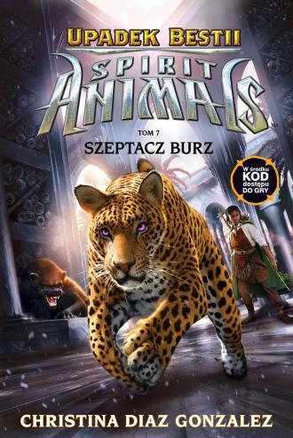 Spirit Animals Upadek bestii. Tom - okładka książki
