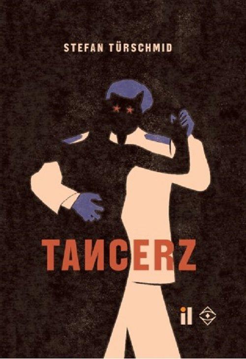 Tancerz - okładka książki