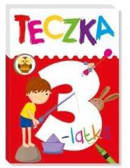 Teczka 3-latka - okładka książki