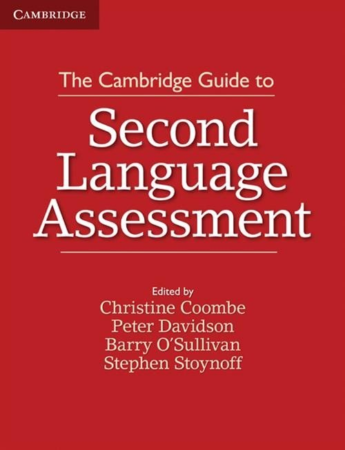 The Cambridge Guide to Second Language - okładka podręcznika