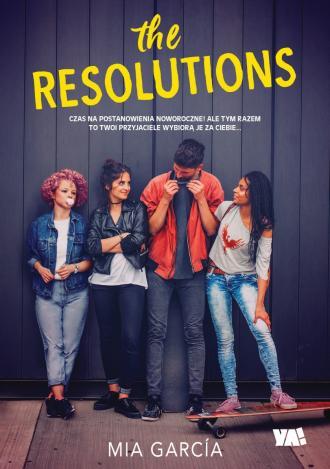 The Resolutions - okładka książki