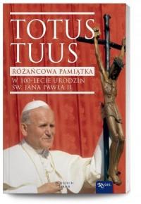 Totus Tuus. Różańcowa Pamiątka - okładka książki