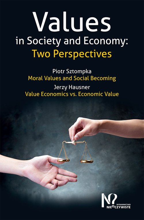 Values in Society and Economy. - okładka książki