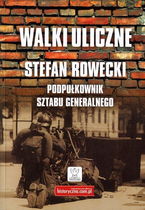 Walki uliczne - okładka książki