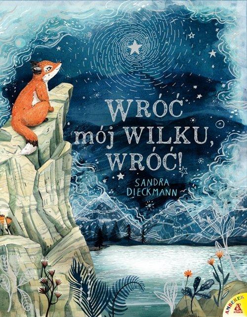 Wróć mój Wilku, wróć! - okładka książki