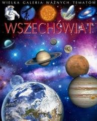 Wszechświat. Wielka galeria ważnych - okładka książki