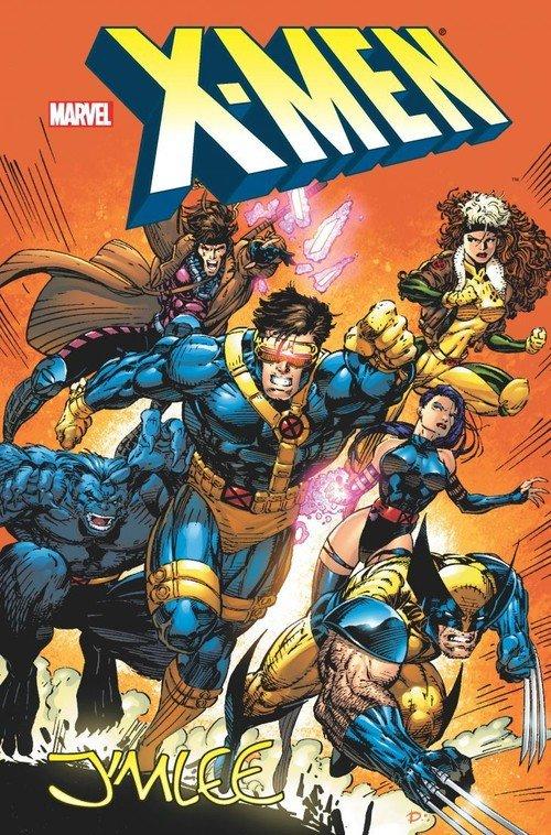 X-men - okładka książki