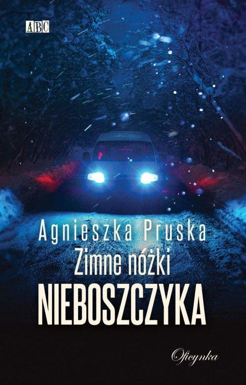 Zimne Nóżki Nieboszczyka - okładka książki