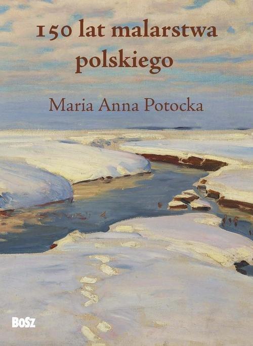 150 lat malarstwa polskiego - okładka książki