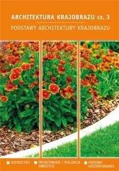 Architektura krajobrazu 3. Podstawy - okładka podręcznika