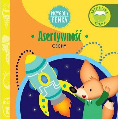 Asertywność. Przygody Fenka / Sobik - okładka książki
