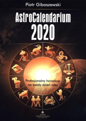 Astrocalendarium 2020 - okładka książki
