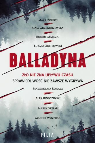 Balladyna - okładka książki