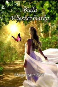 Biała Wieszczbiarka - okładka książki
