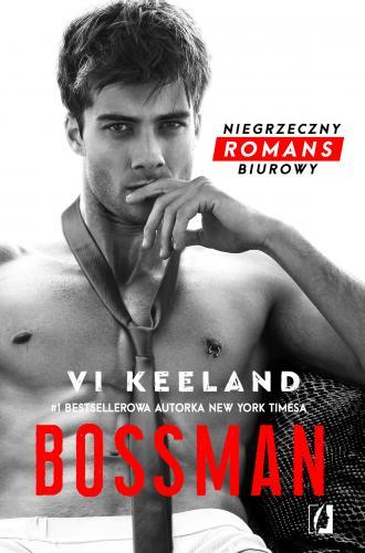 Bossman. Niegrzeczny romans biurowy - okładka książki