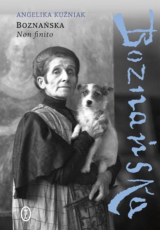 Boznańska. Non finito - okładka książki