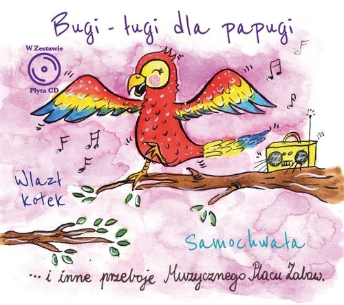 Bugi-ługi dla papugi. Muzyczny - okładka płyty