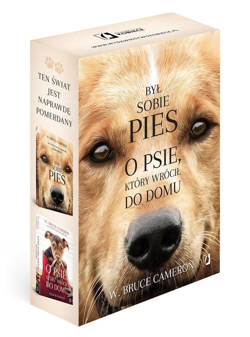 Był sobie pies/O psie który wrócił - okładka książki