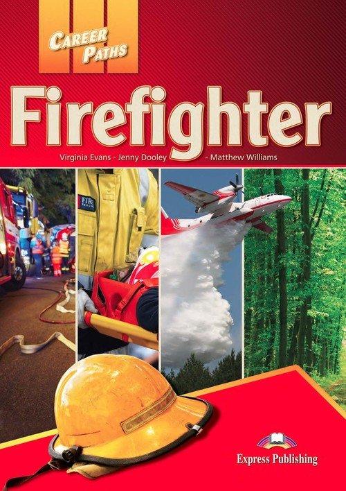 Career Paths Firefighters Students - okładka podręcznika