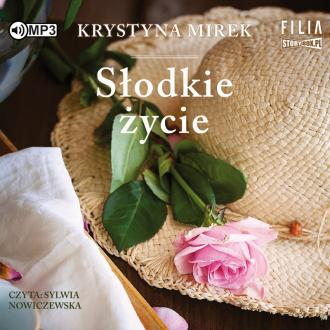 Słodkie życie (CD mp3) - pudełko audiobooku