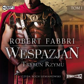 Trybun Rzymu Wespazjan. Tom 1 (CD - pudełko audiobooku