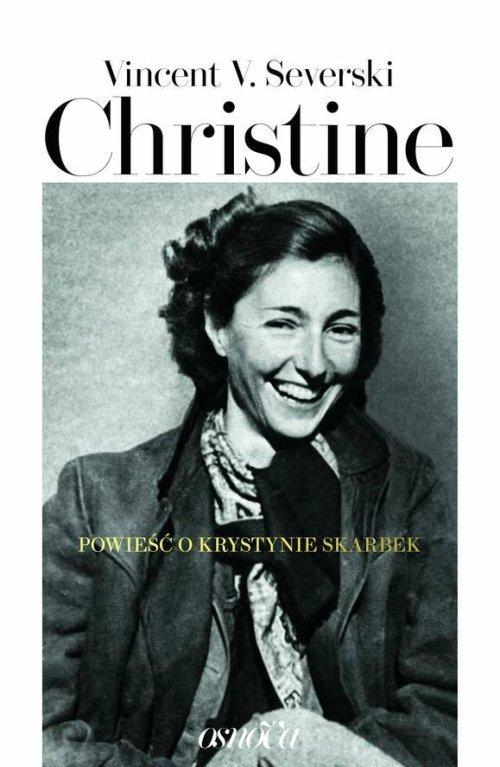 Christine. Powieść o Krystynie - okładka książki
