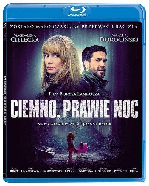 Ciemno, prawie noc (DVD) - okładka filmu