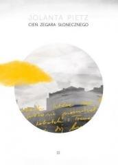 Cień zegara słonecznego - okładka książki