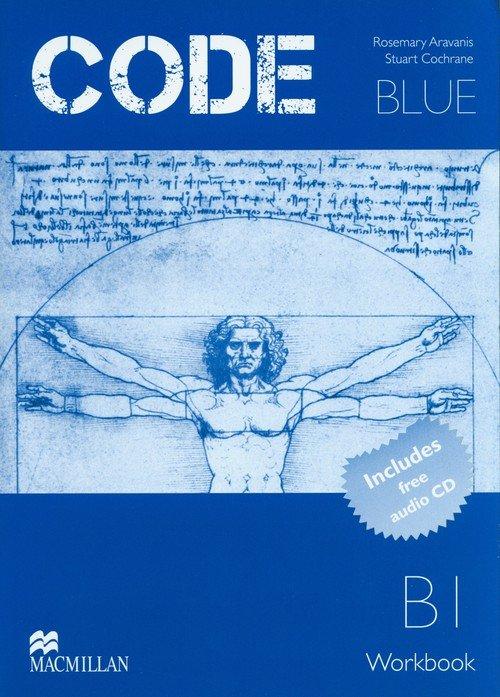 Code Blue Workbook + CD - okładka podręcznika