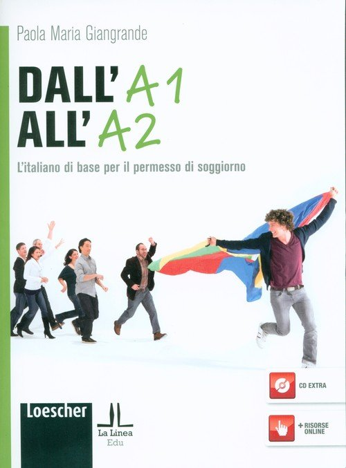 Dall A1 all A2 - okładka podręcznika