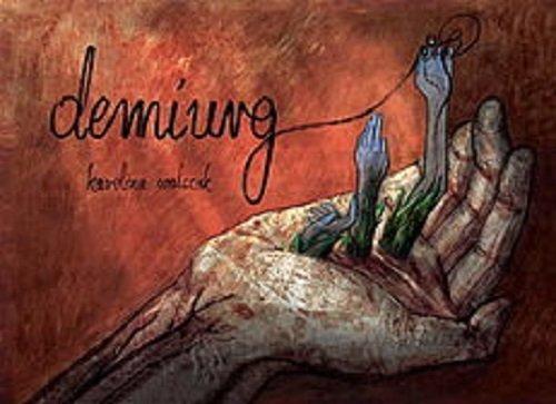 Demiurg - okładka książki