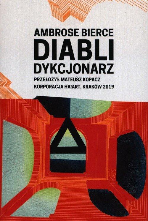Diabli dykcjonarz - okładka książki