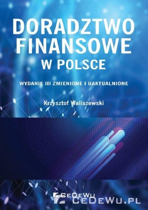 Doradztwo finansowe w Polsce - okładka książki