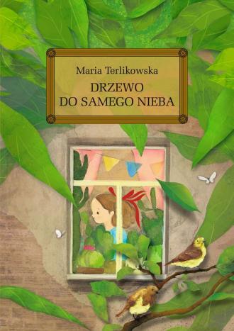 Drzewo do samego nieba - okładka książki