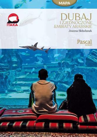 Dubaj i Emiraty Arabskie - okładka książki