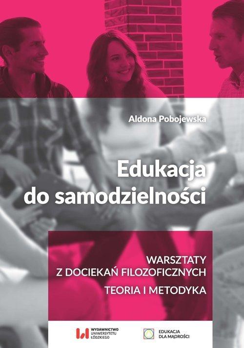 Edukacja do samodzielności. Warsztaty - okładka książki