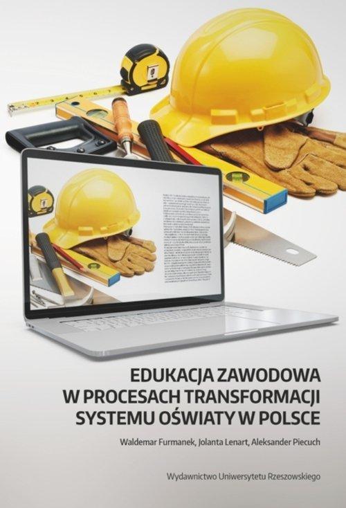 Edukacja zawodowa w procesach transformacji - okładka książki