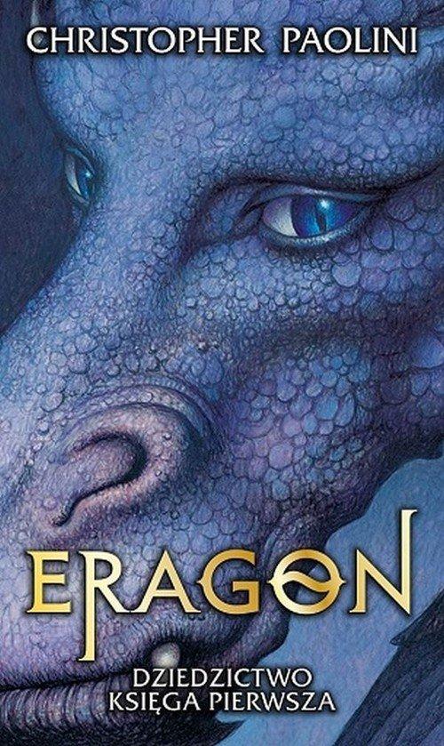Eragon. Dziedzictwo. Księga 1 - okładka książki