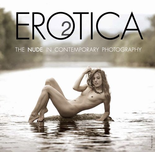 Erotica II - okładka książki