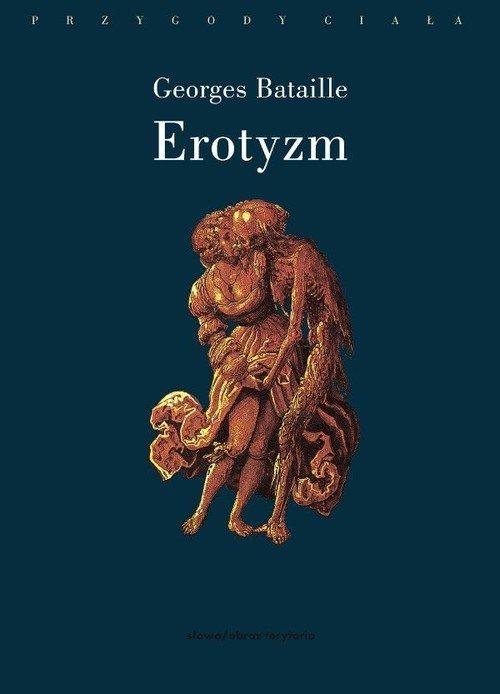 Erotyzm - okładka książki