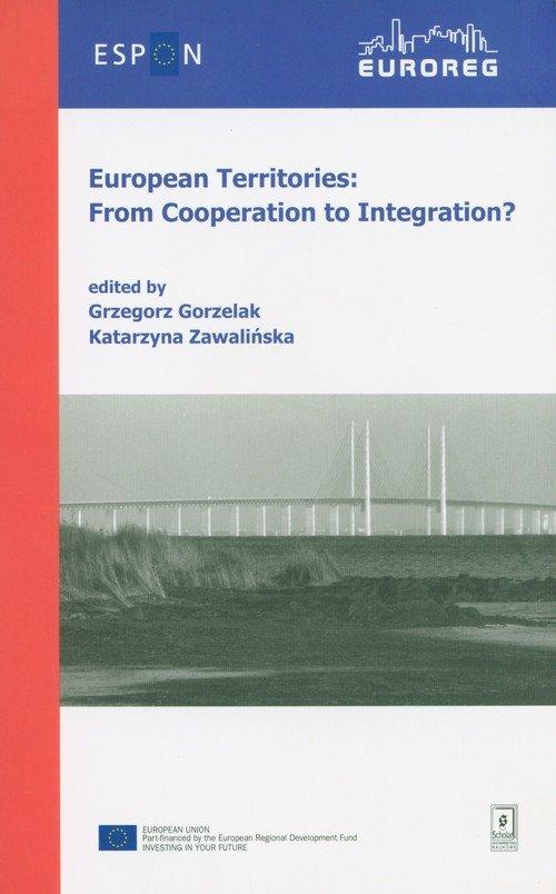 European Territories: From Cooperation - okładka książki