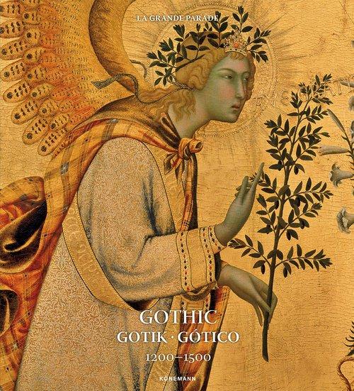 Gothic 1200-1500 - okładka książki