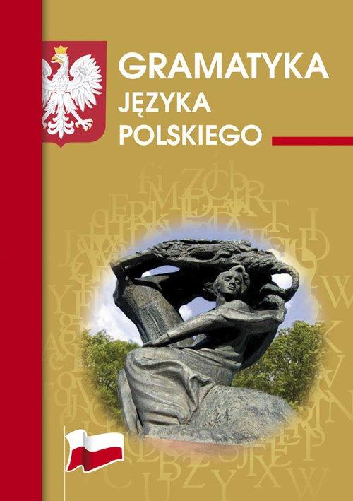 Gramatyka języka polskiego - okładka podręcznika